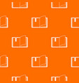 open book pattern seamless vector image vector image