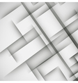 Simple light background of an abstract gray lines vector image vector image