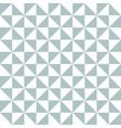 geometric seamless pattern vector image