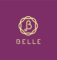 Letter B logo