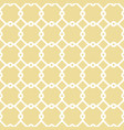 seamless pattern in arabian style vector image vector image