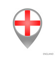 england point vector image