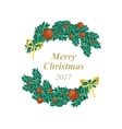 Christmas decoration card