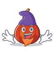elf red kuri squash character cartoon vector image