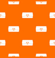 small wallet pattern seamless vector image vector image