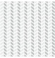 tile pattern with grey arrows or chevron print vector image