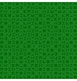 400 Green Puzzles vector image vector image