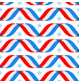 american patriotic background independence day vector image vector image