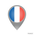 france point vector image