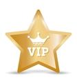 VIP design exclusive and premium concept vector image