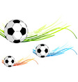 football background vector image vector image