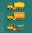 service vector image vector image