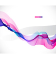 Abstract colorful template background vector image