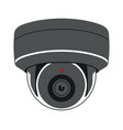 cctv camera security surveillance system vector image vector image