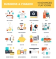 Business concepts vector image vector image