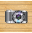 digital camera vector image