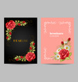 modern templates for brochure cover in a4 vector image vector image