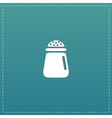 Salt or pepper - icon isolated vector image vector image