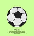 outline soccer ball background football day eps 1 vector image vector image