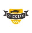 taxi logo badge