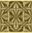 gold 3d seamless pattern golden surface
