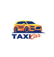 Passenger car hatchback taxi