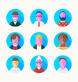 people character vector image
