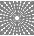 rotation pattern vector image