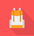 traveling bag icon set of great flat icons with vector image