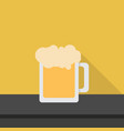 beer icon set of great flat icons design vector image vector image