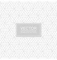abstract seamless geometric pattern - creative vector image vector image