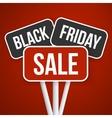 Black Friday Sale Sign November Sale Black vector image vector image