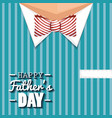 father day card vector image vector image