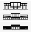 Hypermarket vector image vector image