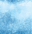 ice texture background 1911 vector image vector image
