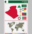 Algeria vector image