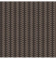 seamless pattern of dots vector image