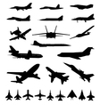 Symbols of planes vector | Price: 1 Credit (USD $1)