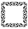 Operwork frame vector image vector image