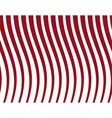 Red striped background