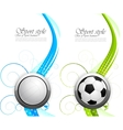 Set of banners with balls vector | Price: 1 Credit (USD $1)