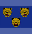 flag of shrewsbury in england vector image
