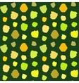 Green Blots Pattern vector image vector image