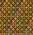 retro abstract colorful seamless pattern vector image vector image