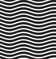 Universal seamless linear striped wave abstract vector image