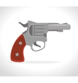 Guns and weapons vector image vector image