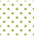 maple leaf pattern seamless vector image vector image