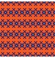 Stars geometric seamless pattern 604 vector image vector image