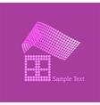 Real estate set of symbols for logo designing vector image