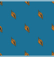 Sea shells seamless pattern design